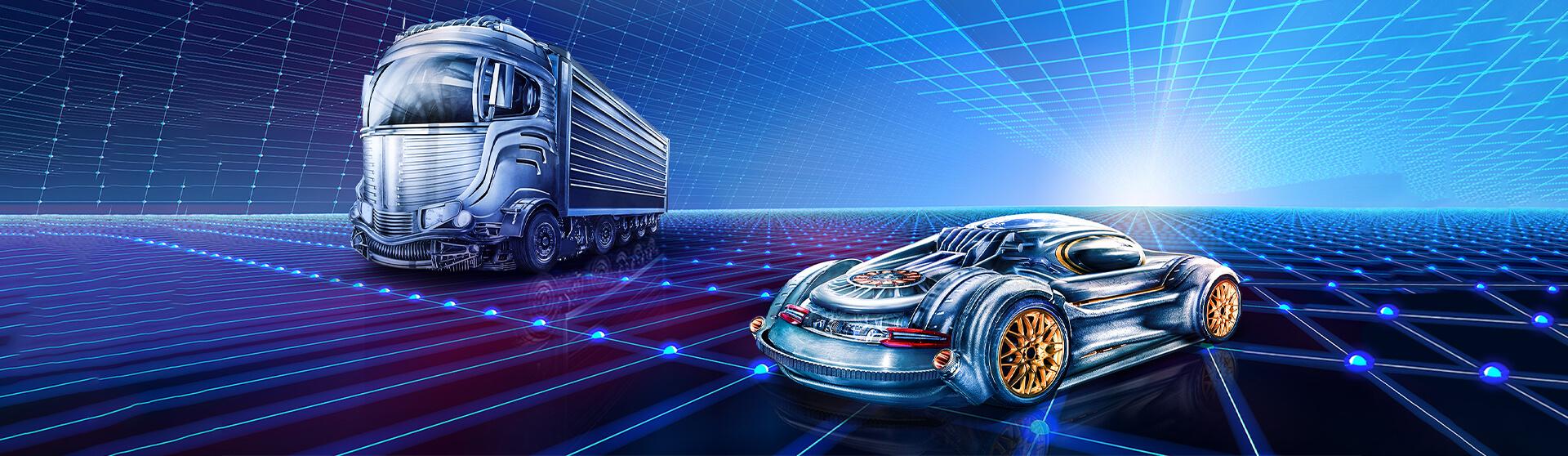 المعرض التجاري الإقليمي الرائد في المملكة  العربية السعودية لقطاع خدمات المركبات.